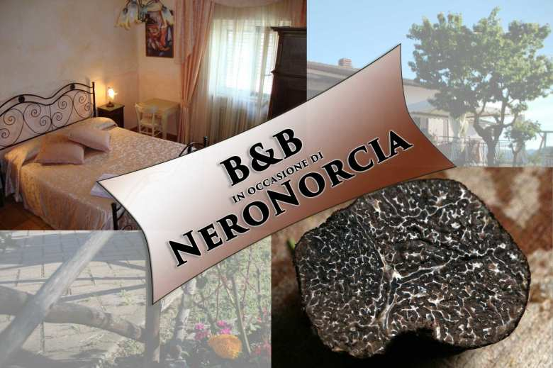 agriturismo offerta B&B NeroNorcia