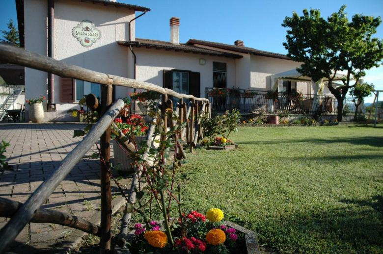 Agriturismo per il weekend
